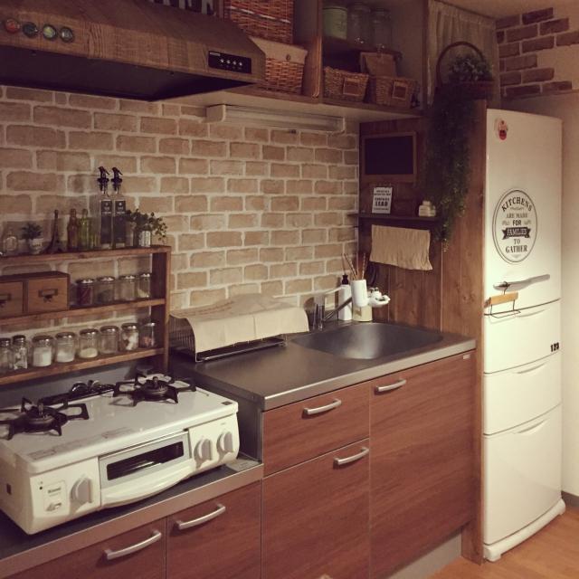 キッチンが大変身!インテリアを楽しむ人におすすめのガス ...